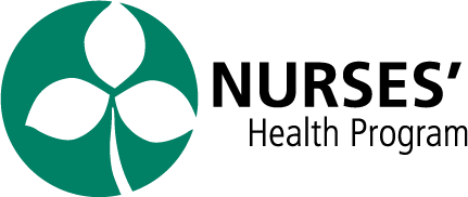 Nurses' Health Program (Ontario) logo